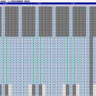ワンデーアキュビューモイスト乱視用の製作範囲