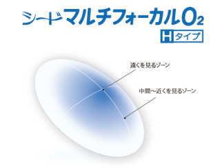 シード マルチフォーカルO2 Hタイプ